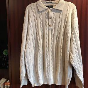 HOTSALE LOGG Mens Sweater s L 100% Cotton